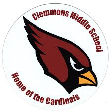 Clemmons Middle School Logo